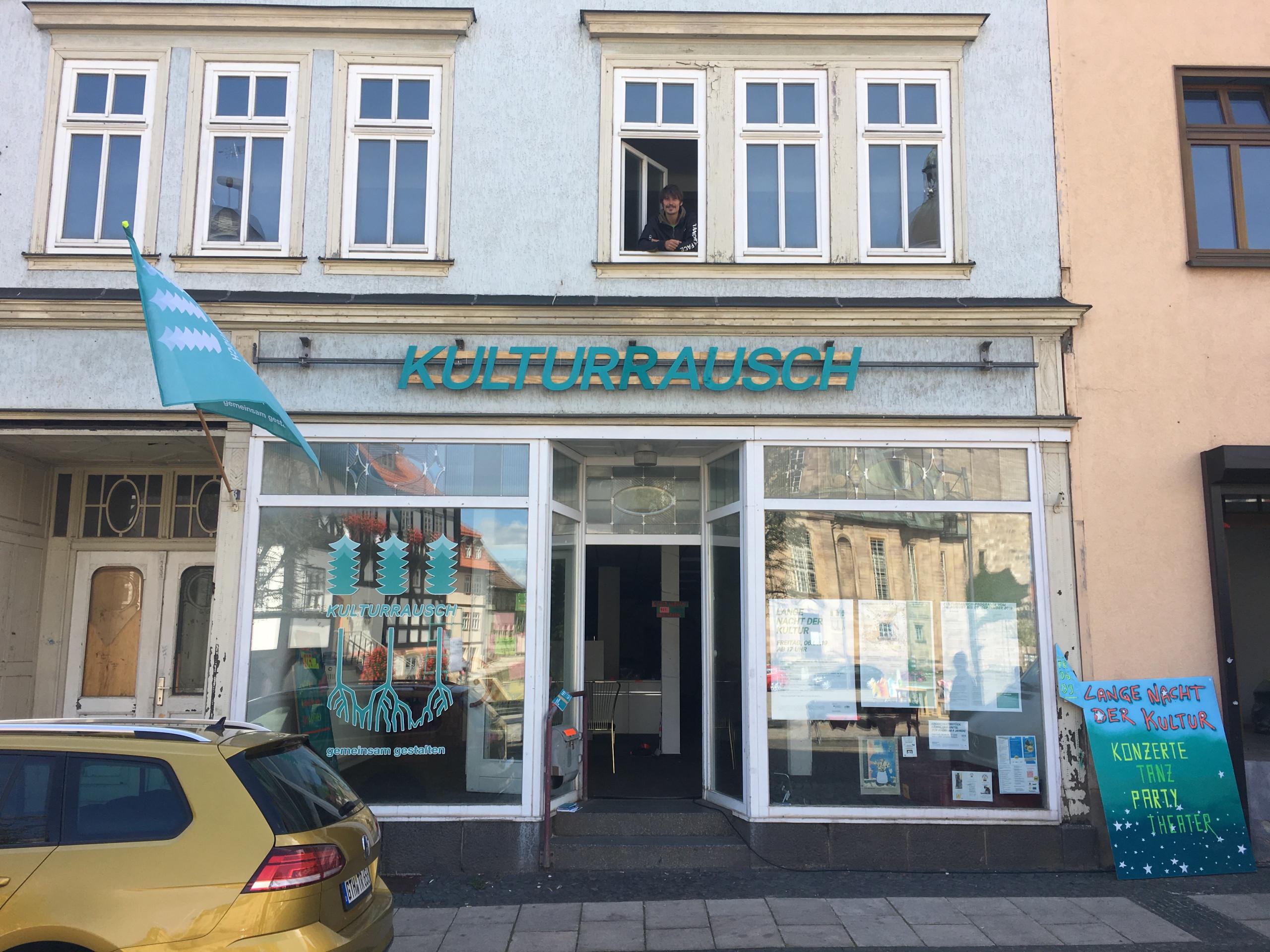 Gemeinsam Gestalten - Kulturrausch Waltershausen